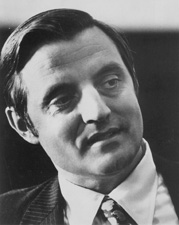 Former vice president Walter F. Mondale
